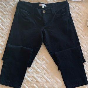 BR black stretchy pant